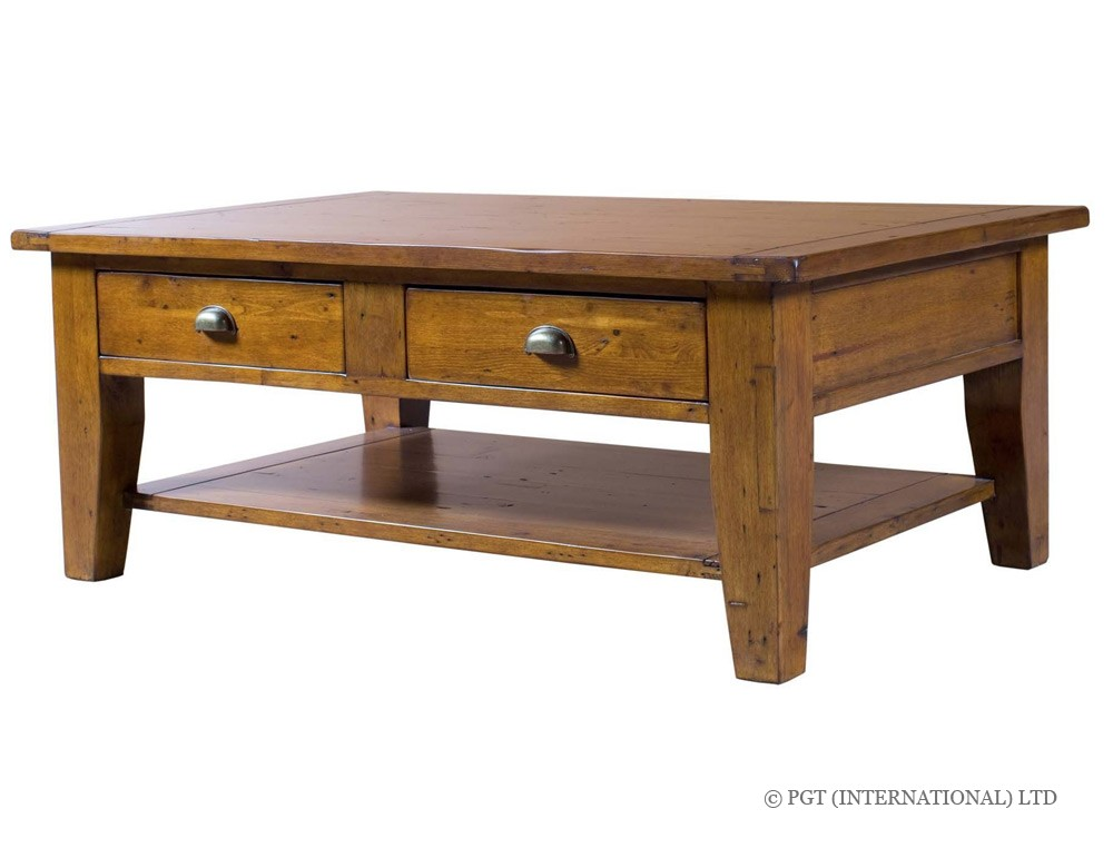 Irish Coast Large Coffee Table Pgt Reclaimed Official