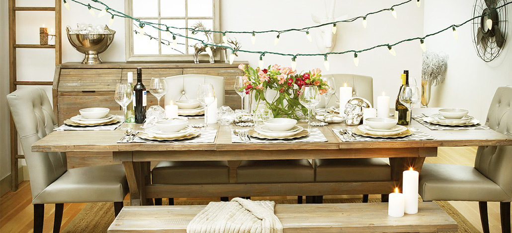 PGTRECLAIMED Official Tuscan - Tuscan spring dining table