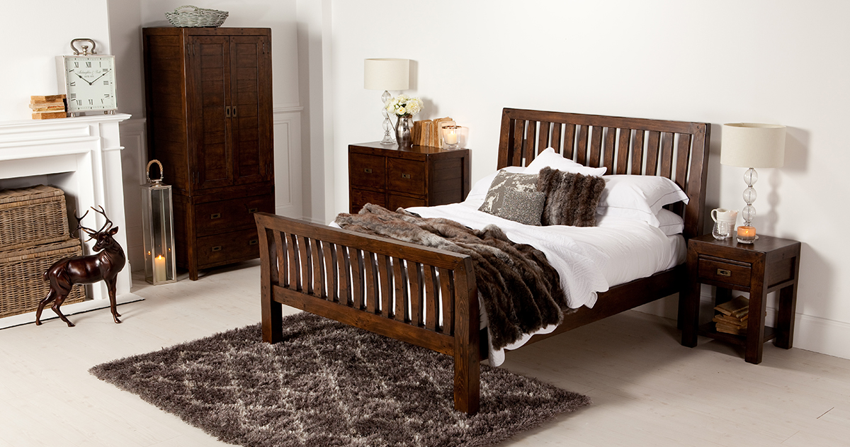 Pgt Reclaimed Official Post Rail Bedroom Home