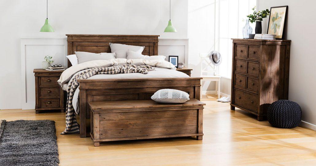 Settler Bedding