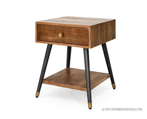 Bohemian Corner Table