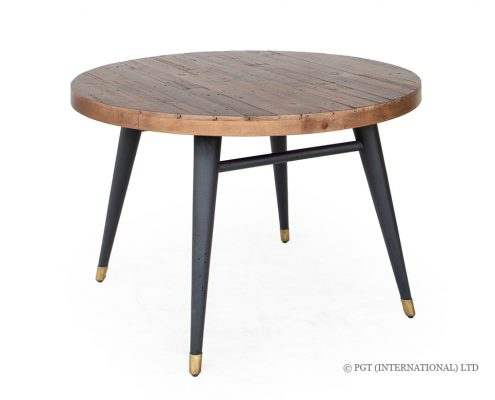 Bohemian Round Dining Table