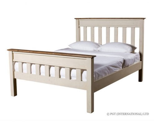cornwall collection timber bedframe