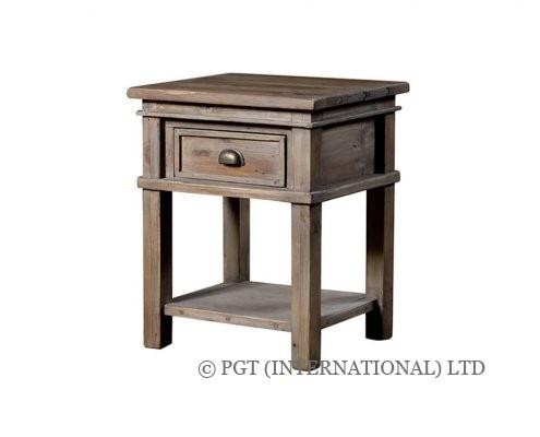 settler corner table