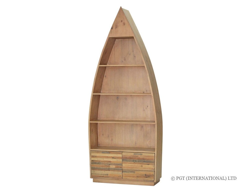 tuscanspring boat bookcase