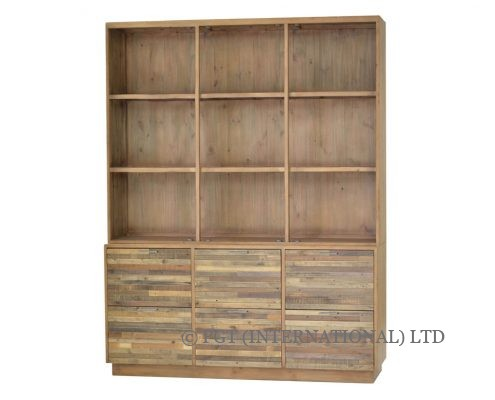 Tuscanspring library bookcase 2