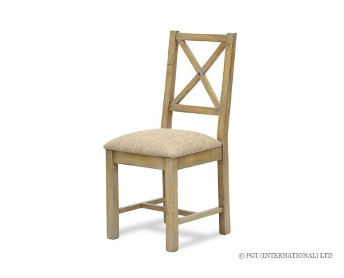 Valletta Chair with Cushion Seat