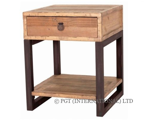 woodenforge corner table