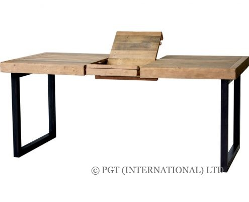 woodenforge extending dining table