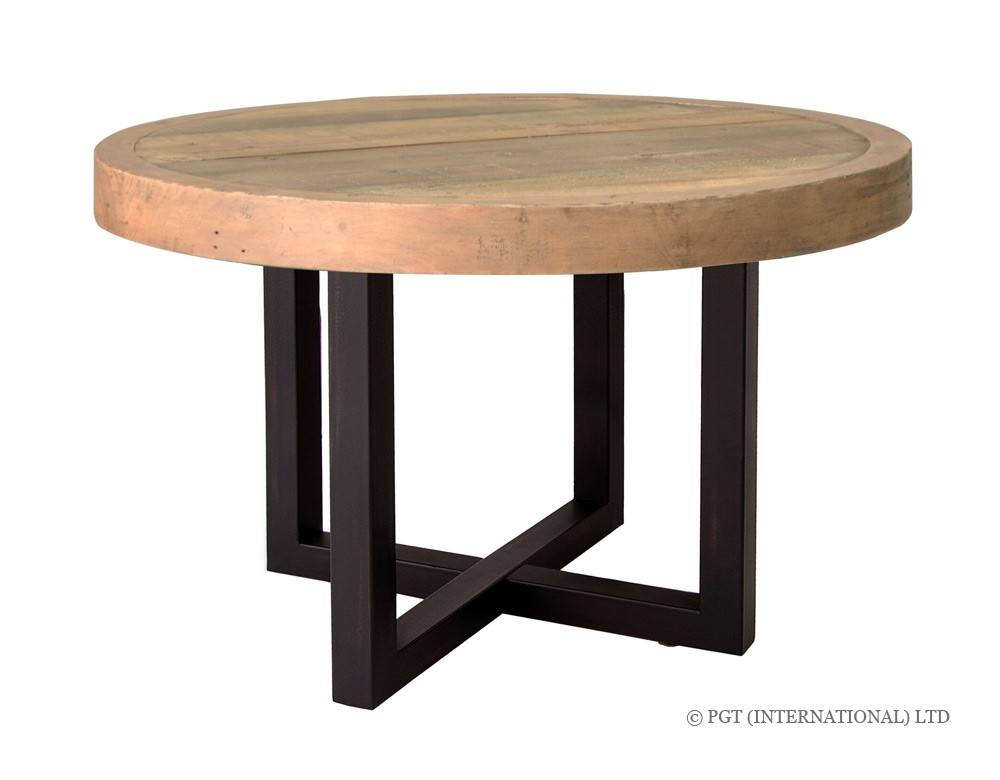 woodenforge round coffee table